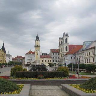 Banská Bystrica – the metropolis of the central Slovakia