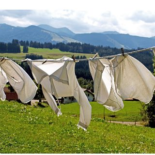 History of doing the laundry - How people used to wash