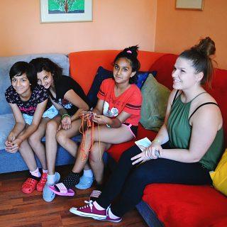 Opäť sme navštívili detský domov Srdiečko - Centrum pre deti a rodiny