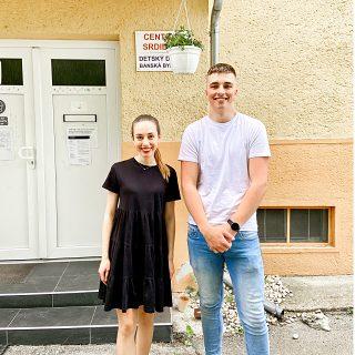 nextporter helps children in children's home Srdiečko